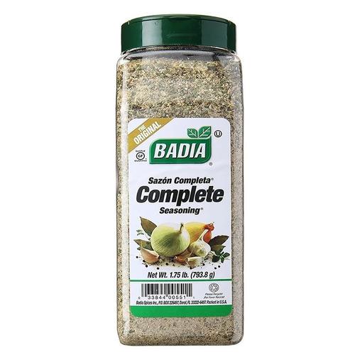 Condimento Badia Sazonador Completo 794 G - g a $37
