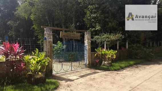 Chácara Com 1 Dormitório À Venda, 10000 M² Por R$ 950.000,00 - Aldeia - Camaragibe/pe - Ch0002