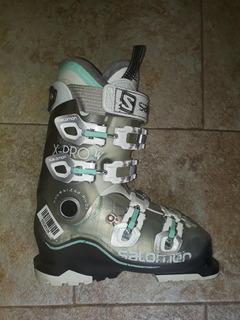 Botas Esqui Salomon Dama Xpro R70 Traidas Eeuu Impecables