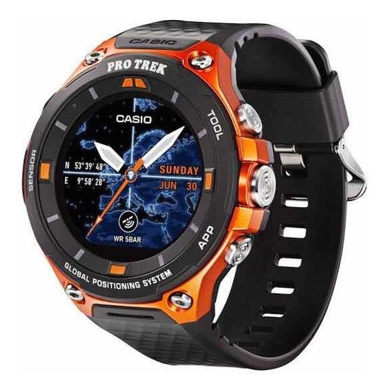 Relógio Casio Protrek Smartwatch Wsd-f20-rgbau