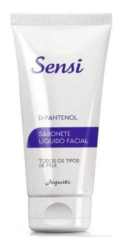 Sabonete Líquido Sensi Facial 100ml - Jequiti