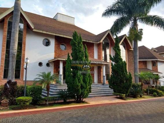 Casa Com 6 Dormitórios À Venda, 1050 M² Por R$ 8.000.000,00 - Vila Carrão - São Paulo/sp - Ca0772