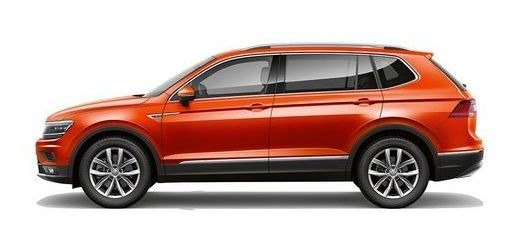 Nuevo Volkswagen Tiguan Tsi Trendline At