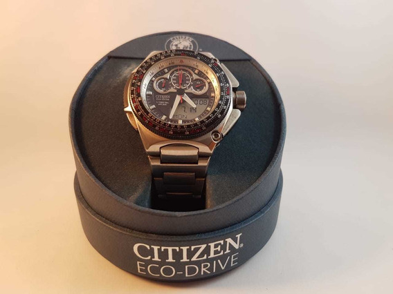 Abaixou. Relógio Citizen Jwo 58e