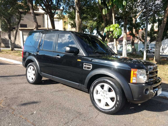 Land Rover Discovery 3 Hse Blindada 2007 Gasolina Impecável