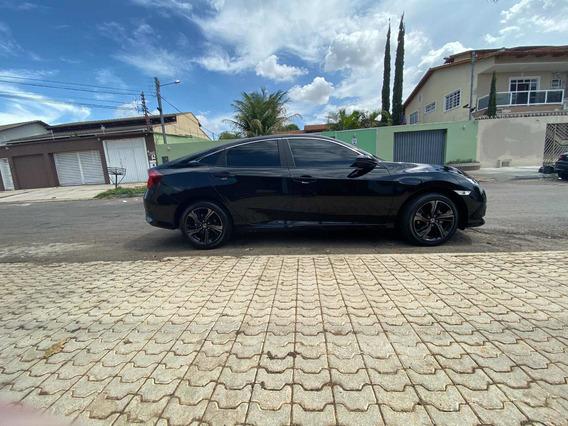 Honda Civic 2.0 Sport Flex 4p 2019