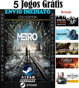 Off- Metro Exodus Gold Edition Pc Original Steam