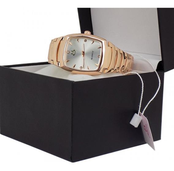 Relógio Feminino De Luxo