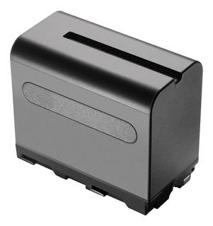 Batería De Ion De Litio Para Son Np-f970 Np-f960 Np-f975