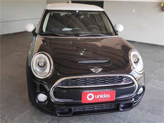 Mini Cooper 2.0 S Exclusive 16v Turbo Gasolina 4p Automático