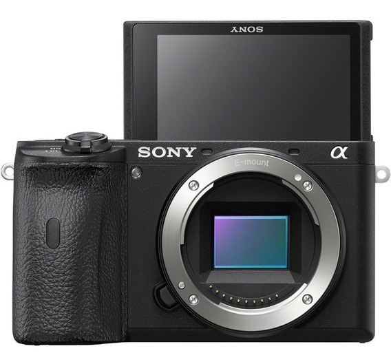 Câmera Sony Alpha A6600 Corpo 4k Garantia Sony Oficial Nf-e