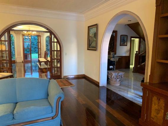 Hermosa Casa En Venta, Paseo Del Pedregal / Jardines En La M