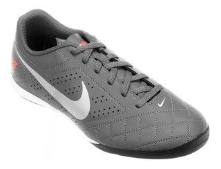 Chuteira Futsal Nike Beco Grafite E Branco