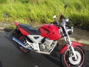 Honda Cbx 250 Twister 2006 - Vermelha - 2006