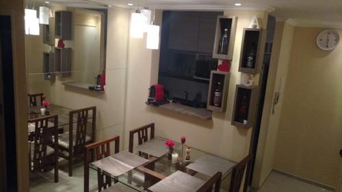 Imagem 1 de 12 de Apartamento À Venda, 45 M² Por R$ 255.000,00 - Parque São Lucas - São Paulo/sp - Ap5328