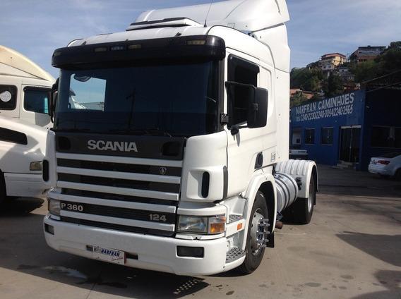 Scania P 360 2003 Bem Conservada.