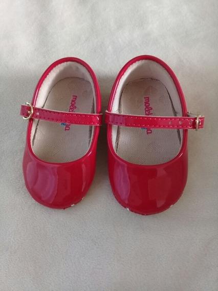Sapato Sapatilha Molekinha Bebê