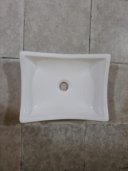 Ovalin Cuadrado Para Baño