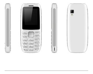 Teléfono Celular Doble Sim Básico Economico Liberado