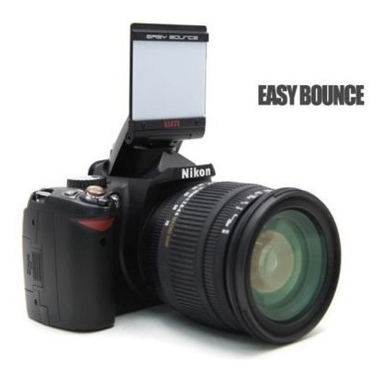 Rebatedor/difusor Para Flash Incorporado Lim`s Easy Bounce