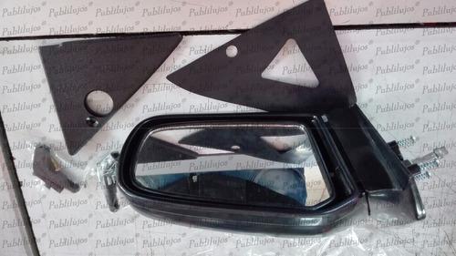 Imagen 1 de 6 de Espejo Retrovisor Negro Mazda 323 Precio C/u Mod 1986 -1995