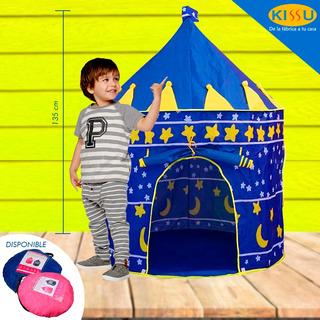 Carpas Infantil Niños Niñas Princesas Muñecas Castillo