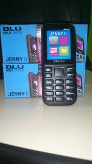 Celular Blu Jenny 2 Chips Teclado Grande