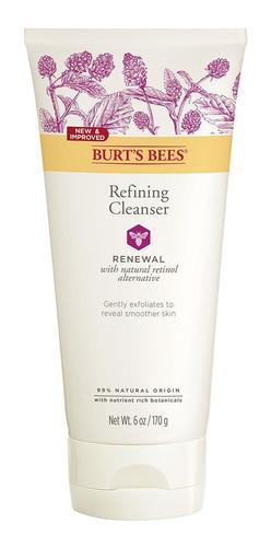 Limpiador Facial Reafirmante Burts Bees Renewal 170gr