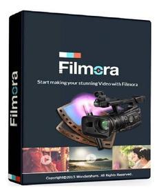 Wondershare Filmora 9.1.0 Editor De Vídeo - Envio Por Email