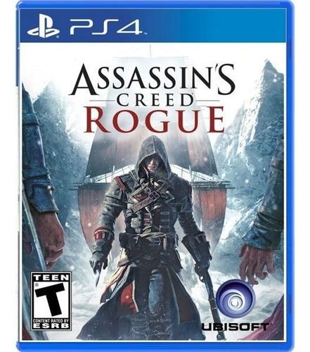 Imagen 1 de 2 de Assassins Creed Rogue - Ps4 Fisico Nuevo Y Sellado
