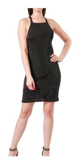 Vestido Verano 2020 Mini Negro, Espalda Desnuda X!!!