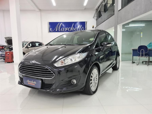 Ford New Fiesta Hatch New Fiesta Titanium 1.6 16v Powershif