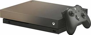 Microsoft Xbox One X 2tb Unidad Híbrida De Estado Sólido De