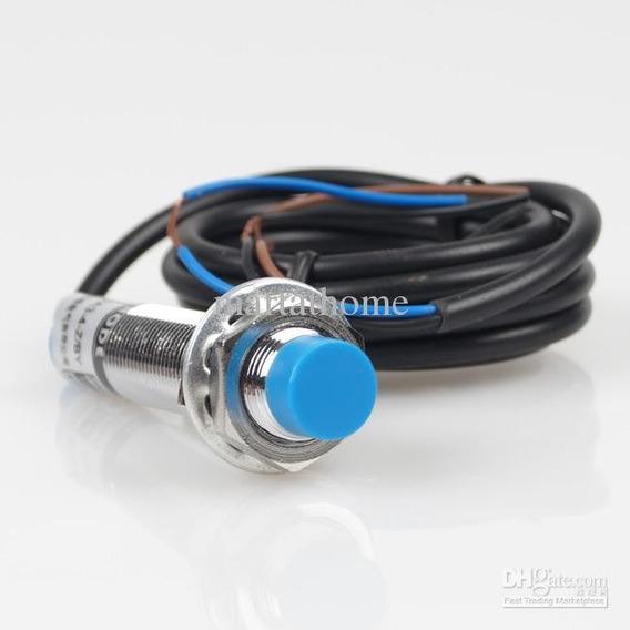 Sensor Indutivo De Proximidade Npn - Arduino, Pic