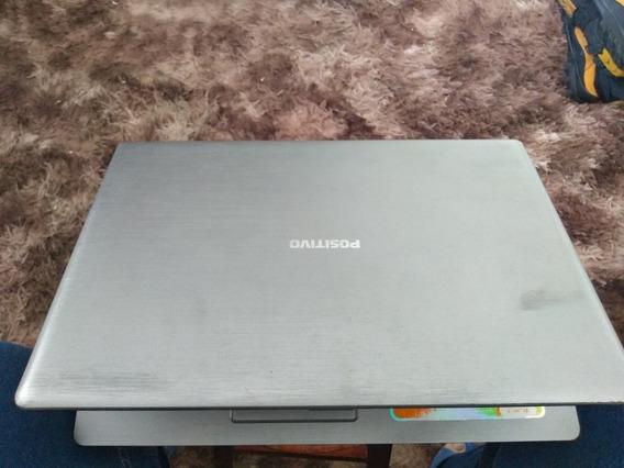 Notebook Positivo Design Ultrafino 4gb 500gb Hddintelcore13
