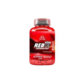 Red Load Thermogenic 210mg - Titan Suplmentos - 60 Cápsulas