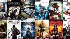 Jogos Para Pc (em Dvd ) Alternativos