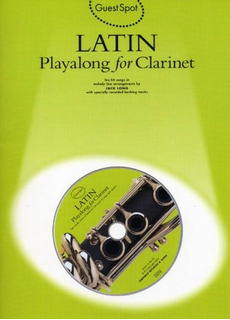 Guest Spot: Latin Playalong For Clarinet #value!