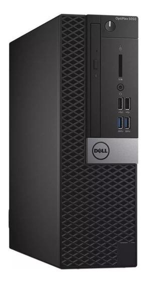 Mini Cpu Dell Optiplex 7050 Core I5 6ªger, Ssd 240, 8gb Dd4