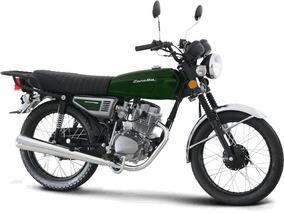 Zanella Sapucai 150 Cafe Racer Tracker Vintage Moto 3 Re