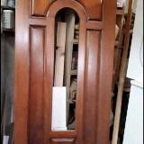 Puerta De Frente En Cedro
