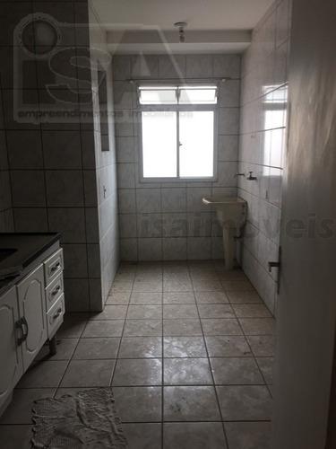 Apartamento Em Vila Urupês - Suzano, Sp - 2164