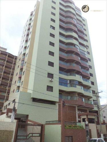 Apartamento Residencial À Venda, Aviação, Praia Grande - . - Ap1462