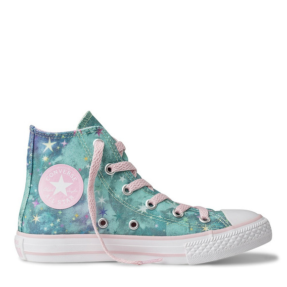 Zapatillas Converse Botitas Ct As Galaxy Jr Niños Abc Depor