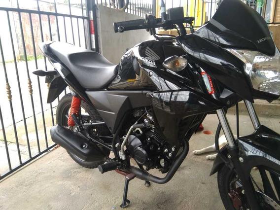 Honda Twister 2016