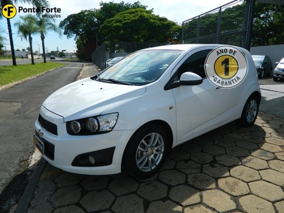 Chevrolet Sonic 1.6 Ltz 16v Flex 4p Automatico 2012/2013