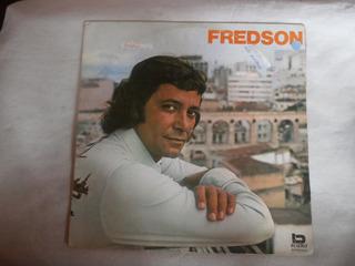 Lp Fredson - Precisa-se De Uma Secretária, Vinil Raro, 1978