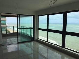 Apartamento Em Boa Viagem, Recife/pe De 217m² 4 Quartos Para Locação R$ 10.000,00/mes - Ap250909