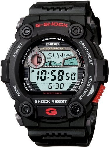 Reloj Casio G7900-1 G-shock Rescue Digital Sport Negro Resin