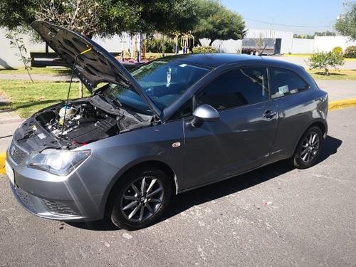 Imagen 1 de 11 de Seat Ibiza 2015 1.2 I- Tech Mt Coupe